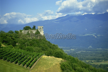 chateau le miolans near chambery savoie