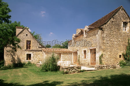 farmhouse gite near souillac aquitaine france