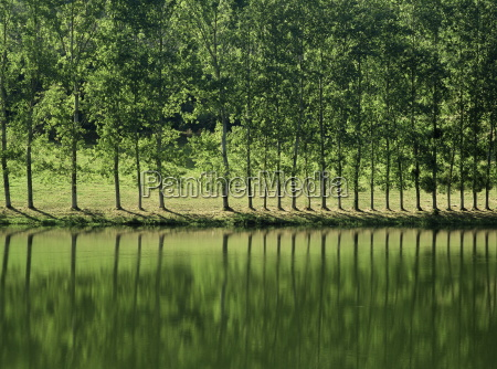 river lot near entraygues midi pyrenees