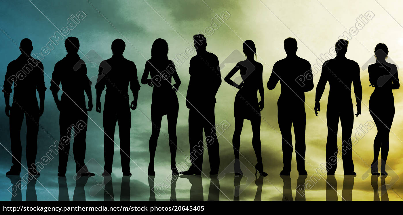 geschäfts-team - 20645405