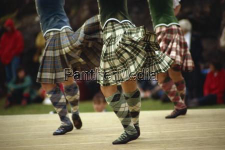 highland dance wettbewerb skye highland games
