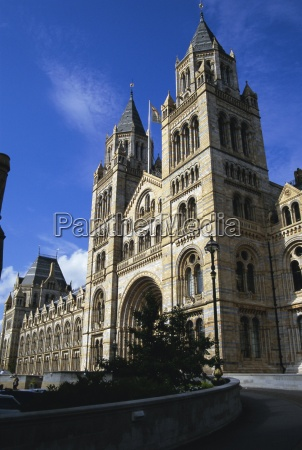 the natural history museum south kensington