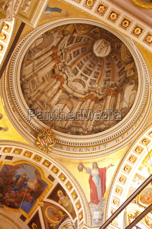 interior, of, dome, , gozo, cathedral, , rabat - 20647707