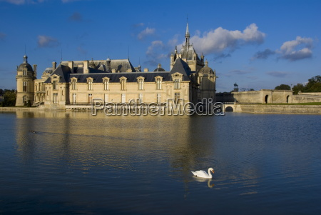 chantilly picardie ile de france frankreich