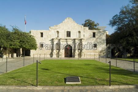 the alamo san antonio texas united