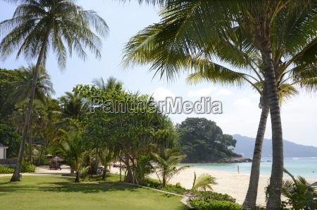 fahrt reisen asien tourismus strand horizontal