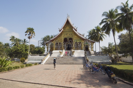 new pavilion to house the prabang