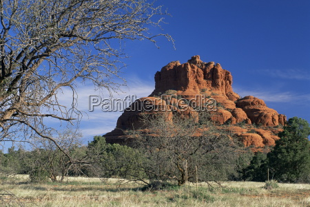 view to bell rock considered a
