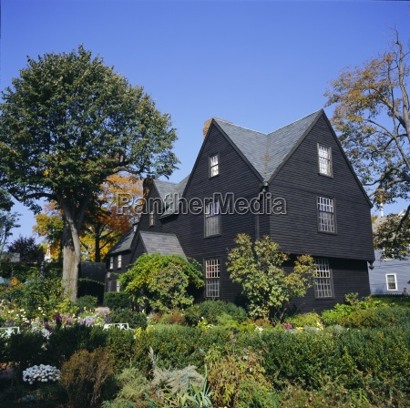 house of the seven gables 1668
