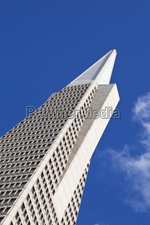 die transamerica pyramid im besitz von