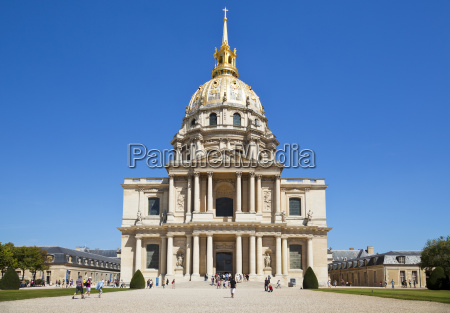 eglise du dome les invalides paris