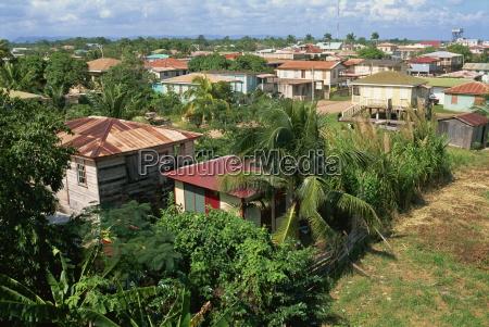 fahrt reisen stadt horizontal mittelamerika zentralamerika