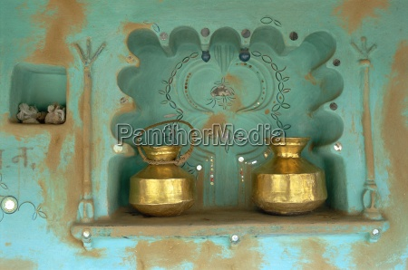 fahrt reisen indien draussen dekoration ausschmueckung