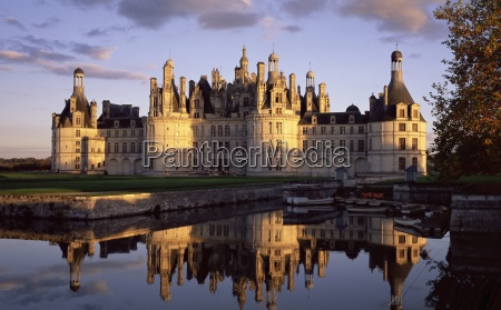 chateau of chambord unesco world heritage