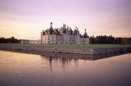 chateau of chambord unesco world heritage