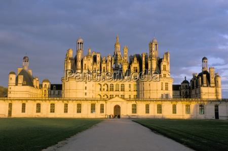 chateau de chambord unesco world heritage