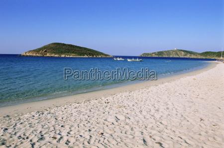 chia beach costa del sud island