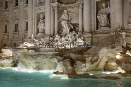 the trevis fountain