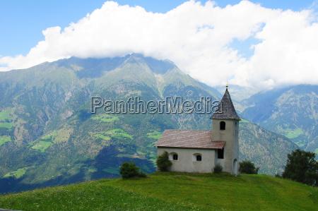 church in south tyrolrn