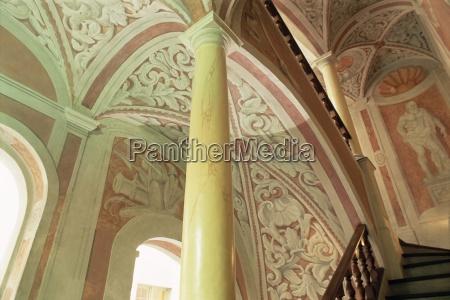 interior palais lascaris des comtes de