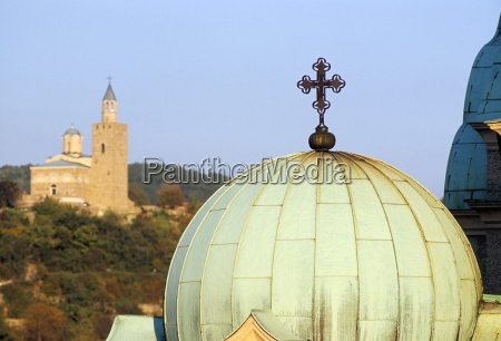 dome of cathedral of rozhdbotbo and