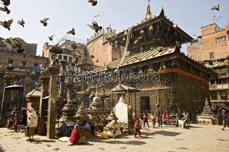 seto machendranath temple close to durbar