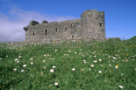 muness castle northernmost castle in great