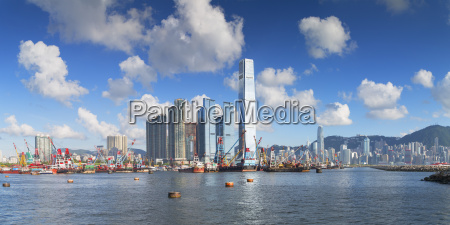 international commerce centre icc and hong