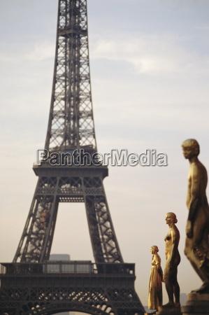 turm detail weiblich statue europa staedte