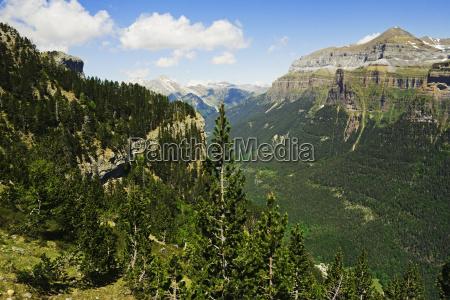 valle de ordesa parque nacional de