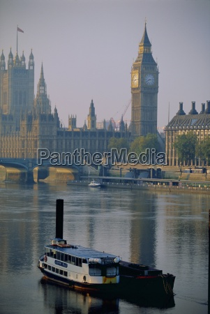big ben und den houses of