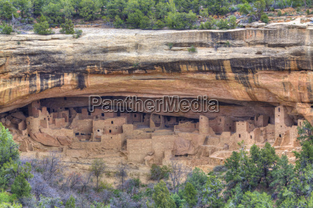 anasazi ruins cliff palace dating from