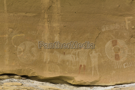 rock art anthropomorph images 600ad to