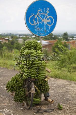 banana seller village of masango cibitoke