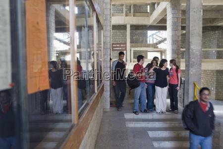 studenten indian institute of management bangalore