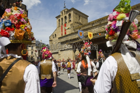 celebrations of first friday of may