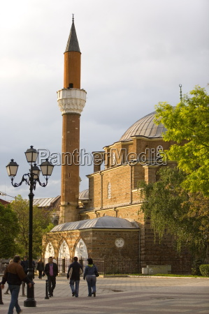 banya bashi mosque sofia bulgaria europe