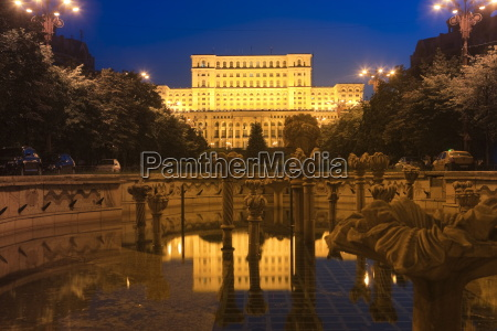 palace of parliament former ceausescu palace