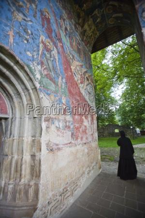 humor kloster unesco weltkulturerbe gura humorului