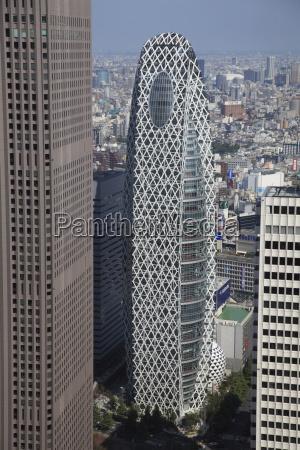 mode gakuen cocoon tower shinjuku tokyo
