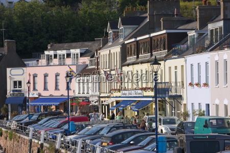 restaurants and bars gorey harbour jersey