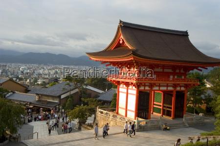 kiyomizu dera temple unesco world heritage