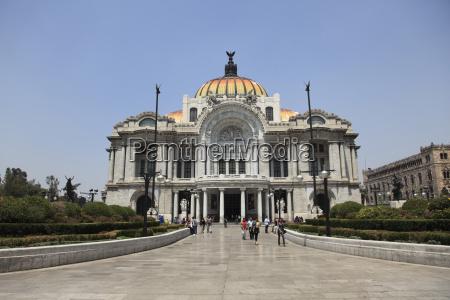 palacio de bellas artes concert hall