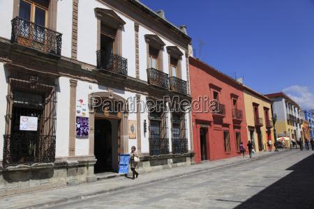 oaxaca city oaxaca mexico north america