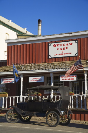 outlaw cafe historic virginia city bozeman
