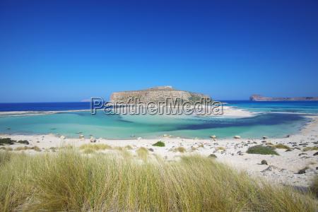 balos bay and gramvousa chania crete