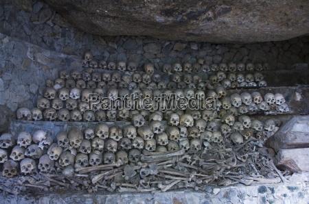 cave of skulls and bones opdas