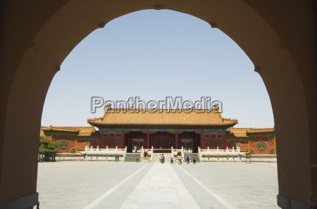 palace of peace and longevity at