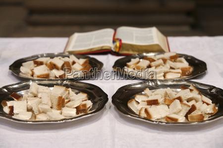 protestantische, eucharistie, paris, ile, de, france, frankreich, europa - 20757543