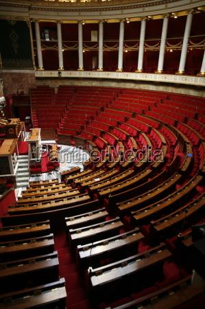 französisches, parlament, paris, ile, de, france, frankreich, europa - 20758445